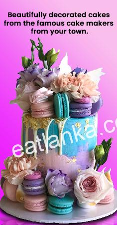 Order Cake to Sri Lanka
